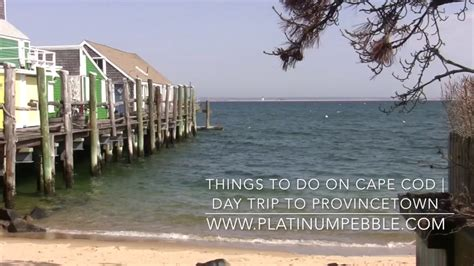 Things To Do On Cape Cod  Day Trip To Provincetown