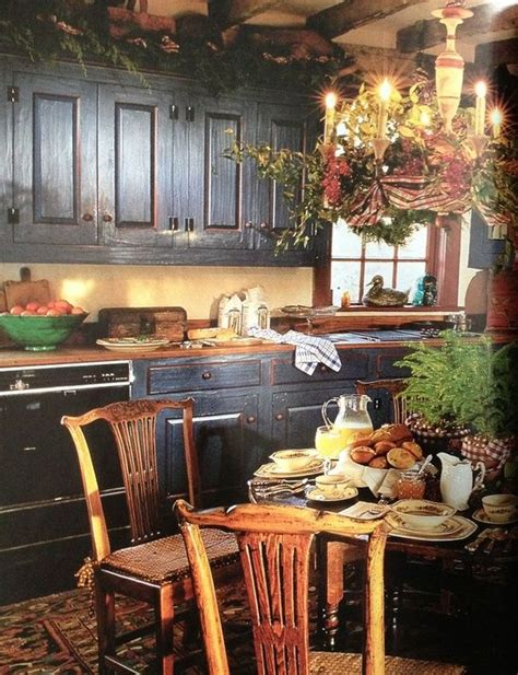 prim kitchens images  pinterest