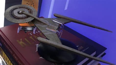 star trek discovery merch update eaglemoss ship
