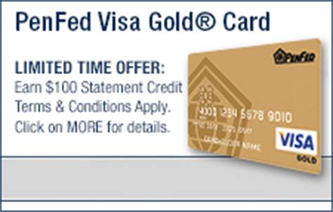 Check spelling or type a new query. PenFed Visa Gold (October 2014)