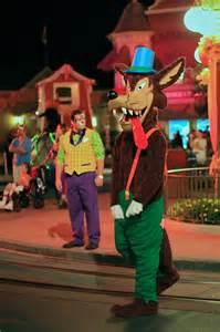Disney Big Bad Wolf Costume