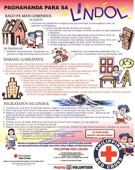 earthquake filipino resilience library