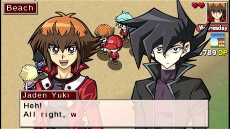 yu gi oh duel monsters gx tag force 3 jaden yuki all