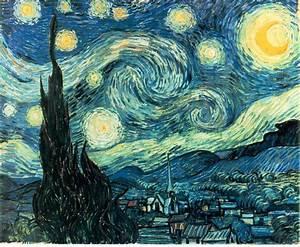 3 The Starry Night New York City Usa Artistu002639s Bucket List
