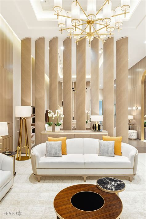 frato interiors  flagship store   dubai