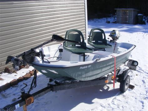 Pelican Boat Used by Pelican Predator 103 For Sale In Yarmouth Scotia