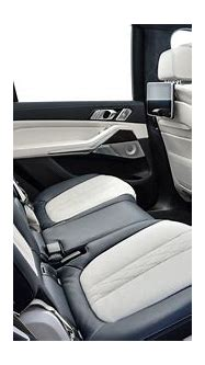 Bmw X7 Interior Seating - All About Car