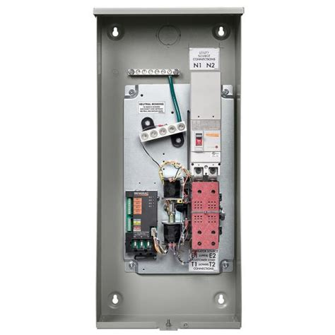 generac rxswa  amp service rated automatic transfer