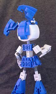 XJ9 | Jenny Wakeman aka XJ9, The teenage robot from
