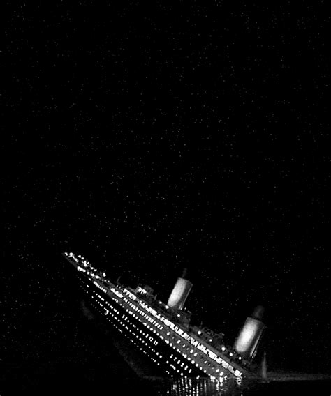 Titanic Sinking Gif by Error