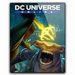 Icon Dc Universe Deviantart Vectorified Enregistree Depuis