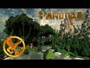 Pandora - A Minecraft Survival Games Map Minecraft Project