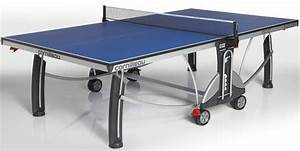 Table Ping Pong Cornilleau 500 Interieur Indoor Loisir