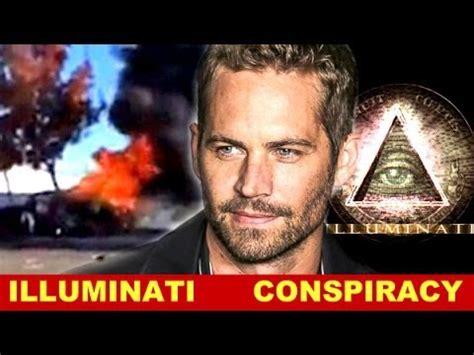 Illuminati Deaths paul walker s illuminati conspiracy