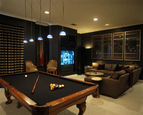 media room with pool table more media pool table and room