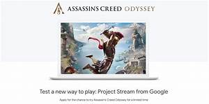 Google's Project Stream will let you play 'Assassin's ...