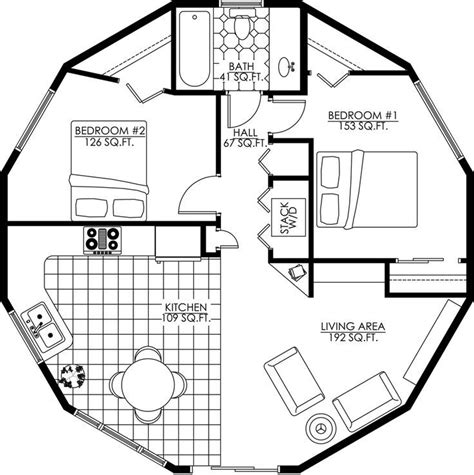image result  wooden yurt floor plans tiny living inspired yurt home  house plans