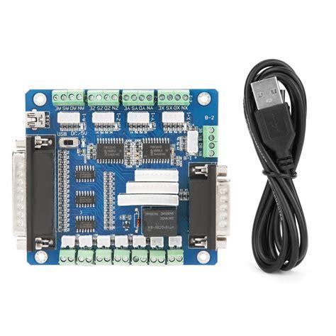 Aliexpress Buy Mach Interface Axis Cnc Stepper