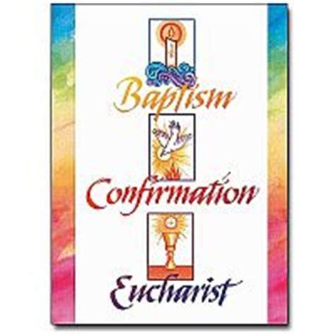 Baptism Confirmation Eucharist (Full Initiation): RCIA