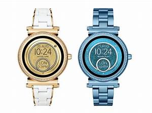 Michael Kors Reveals New Smartwatch Designs And A Chatbot