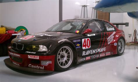 2000 Bmw M3 For Sale by 2000 Bmw E46 M3 Gt Ex Alms Racer German Cars For Sale
