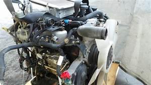Motor Nissan Terrano Ii  R20  2 7 Tdi 4wd