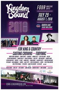 JFH News: Kingdom Bound Festival Poised To Grow Again In 2018