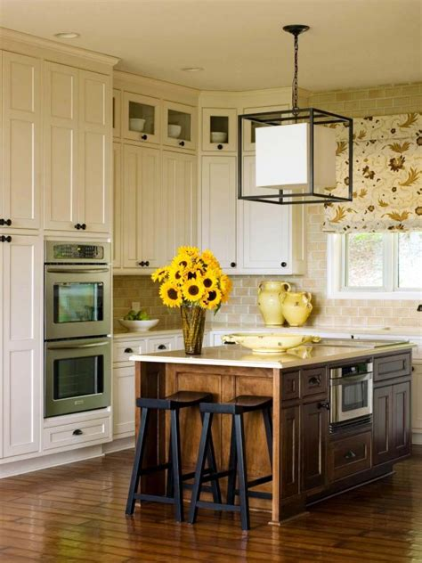 New Kitchen Cupboard Doors Cost by Kitchen Cabinets Should You Replace Or Reface Hgtv