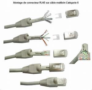 Fiche Rj45 Cat 6 : quel cable rj45 ~ Dailycaller-alerts.com Idées de Décoration