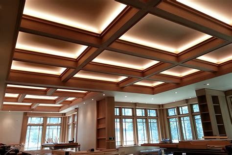 basic bathroom ideas coffered ceiling armstrong with coffered ceiling and crown