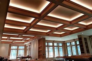 coffered ceiling armstrong with coffered ceiling and crown