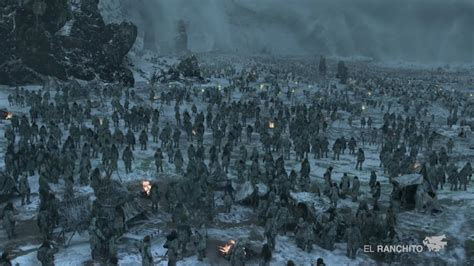 game  thrones hardhome vfx breakdown youtube