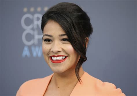 actress in jane the virgin jane the virgin actress gine rodriguez says she felt