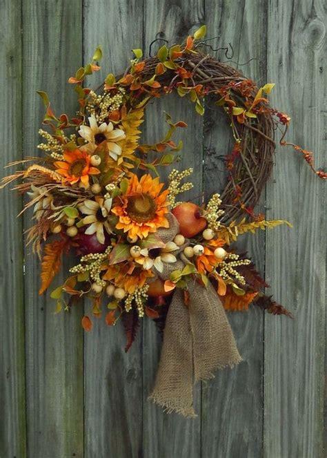 Best Ideas About Primitive Wreath Pinterest Fall