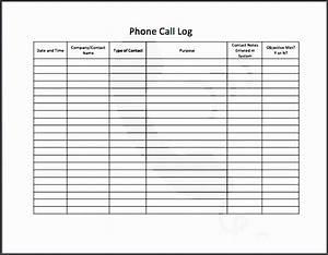 Phone Message Log Template 9 Professional Telephone Message Template