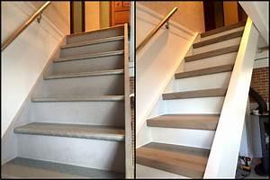Comment recouvrir mon escalier intérieur ? [Résolu]