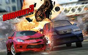 Wallpapers: Burnout 3: Takedown - PS2 (1 of 2)
