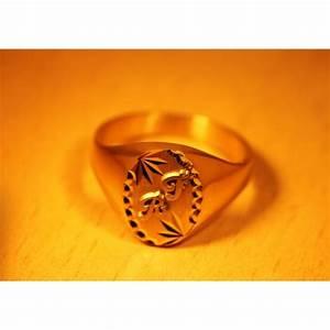 Chevaliere Homme Or 24 Carats : chevali re pour homme en or jaune 18 carats personnalisable ~ Melissatoandfro.com Idées de Décoration
