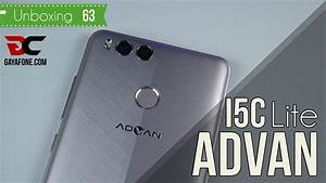 Unboxing Advan I5c Lite  Sudah Dual Camera Dan Fingerprint