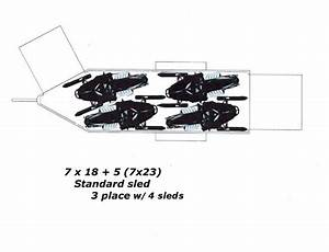 Of Sleds In Inline Trailer - Page 4