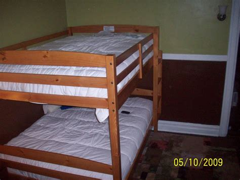 full  full bunk bed plans  woodworking