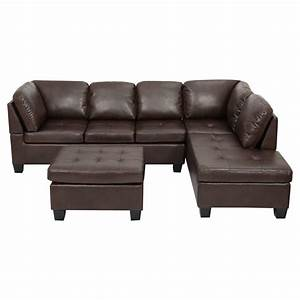 canterbury 3 piece sectional sofa set christopher knight With 3 pieces sectional sofa set