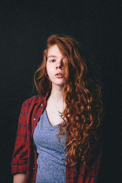 Red Ginger Curly Hair Red Curly Hair Curly Hair