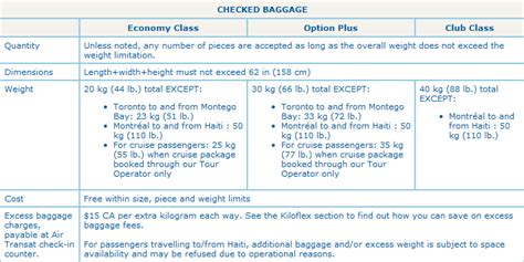 transat check in 28 images airport information air