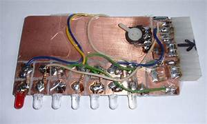 Atx Power Supply Tester Circuit Diagram