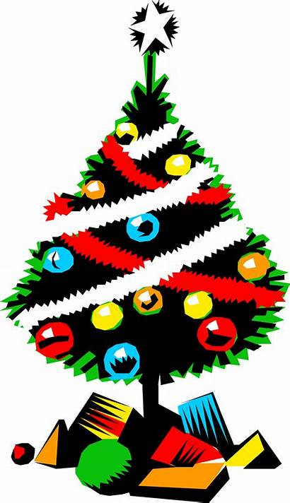 Christmas Tree Trees Holiday Svg Wpclipart Clipart