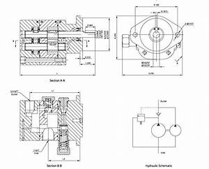 2 Stage Hydraulic Pump Diagram
