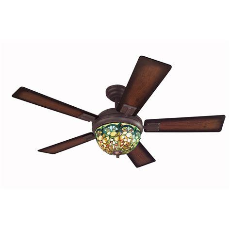 Harbor Ceiling Fan Light Kit Replacement by Shop Harbor 52 In Ellison Aged Bronze Ceiling Fan