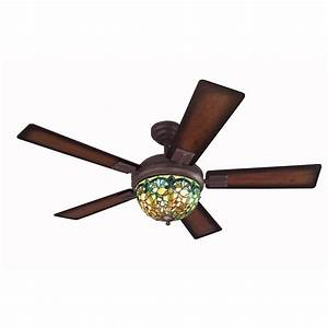 Harbor breeze in ellison aged bronze ceiling fan
