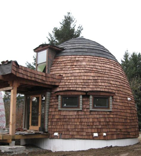 lexa dome tiny homes  sq ft dome cabin